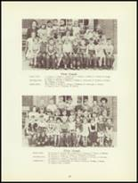 1951 Shiloh High School Yearbook Page 40 & 41