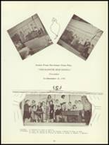 1951 Shiloh High School Yearbook Page 42 & 43