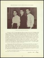 1951 Shiloh High School Yearbook Page 44 & 45