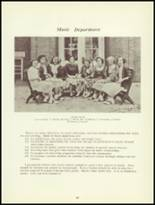 1951 Shiloh High School Yearbook Page 46 & 47