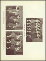 1951 Shiloh High School Yearbook Page 60 & 61