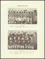 1951 Shiloh High School Yearbook Page 66 & 67