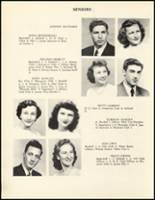 1950 Mineral Springs High School Yearbook Page 26 & 27