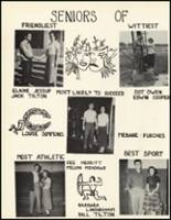 1950 Mineral Springs High School Yearbook Page 36 & 37