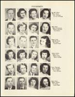 1950 Mineral Springs High School Yearbook Page 60 & 61