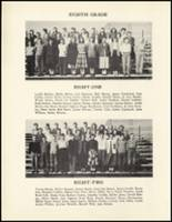 1950 Mineral Springs High School Yearbook Page 66 & 67