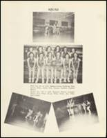 1950 Mineral Springs High School Yearbook Page 78 & 79
