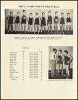 1950 Mineral Springs High School Yearbook Page 82 & 83