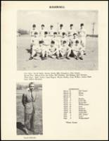 1950 Mineral Springs High School Yearbook Page 84 & 85
