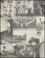 1950 Mineral Springs High School Yearbook Page 86 & 87