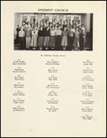 1950 Mineral Springs High School Yearbook Page 88 & 89