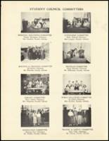 1950 Mineral Springs High School Yearbook Page 90 & 91