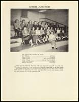 1950 Mineral Springs High School Yearbook Page 104 & 105