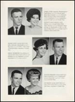 1964 Yale High School Yearbook Page 12 & 13