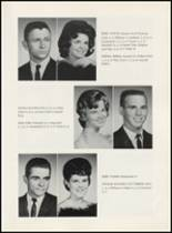 1964 Yale High School Yearbook Page 14 & 15