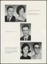 1964 Yale High School Yearbook Page 16 & 17