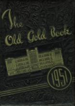 1951 Yearbook Hot Springs High School
