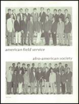 1970 Hawken School Yearbook Page 124 & 125