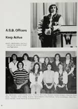 1975 Woodland High School Yearbook Page 10 & 11