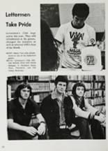 1975 Woodland High School Yearbook Page 16 & 17
