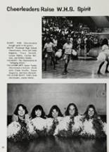 1975 Woodland High School Yearbook Page 18 & 19