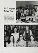 1975 Woodland High School Yearbook Page 20 & 21