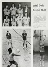 1975 Woodland High School Yearbook Page 26 & 27