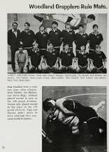 1975 Woodland High School Yearbook Page 32 & 33
