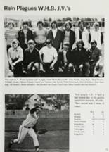 1975 Woodland High School Yearbook Page 34 & 35