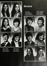 1975 Woodland High School Yearbook Page 40 & 41