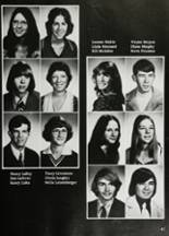 1975 Woodland High School Yearbook Page 44 & 45
