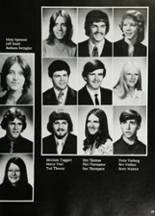 1975 Woodland High School Yearbook Page 46 & 47