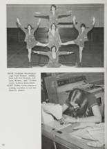 1975 Woodland High School Yearbook Page 66 & 67