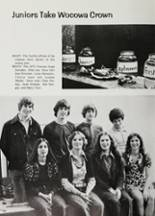 1975 Woodland High School Yearbook Page 72 & 73