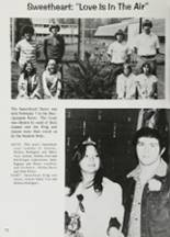 1975 Woodland High School Yearbook Page 74 & 75