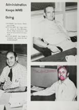 1975 Woodland High School Yearbook Page 88 & 89