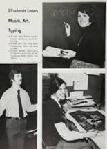 1975 Woodland High School Yearbook Page 90 & 91