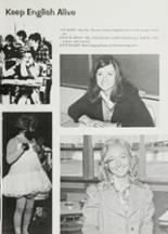 1975 Woodland High School Yearbook Page 92 & 93