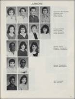1987 Stringtown High School Yearbook Page 12 & 13