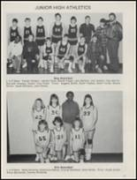 1987 Stringtown High School Yearbook Page 18 & 19