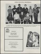 1987 Stringtown High School Yearbook Page 20 & 21