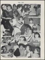 1987 Stringtown High School Yearbook Page 28 & 29