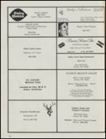 1987 Stringtown High School Yearbook Page 50 & 51