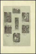 1927 Farmington High School Yearbook Page 20 & 21