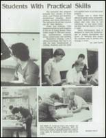 1985 Holdrege High School Yearbook Page 24 & 25