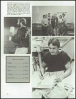 1985 Holdrege High School Yearbook Page 34 & 35