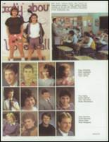 1985 Holdrege High School Yearbook Page 36 & 37