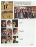 1985 Holdrege High School Yearbook Page 40 & 41
