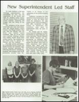1985 Holdrege High School Yearbook Page 42 & 43