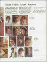 1985 Holdrege High School Yearbook Page 44 & 45